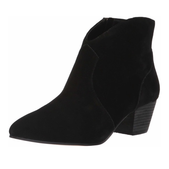 Ankle Boots Size 612 Suede Ta Harrison